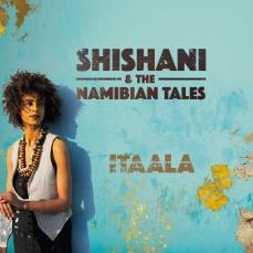 CD cover - Shishani & the Namibian Tales